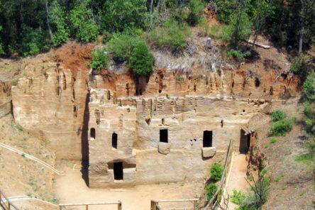 Etruria mineraria da Populonia a Vetulonia
