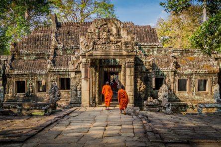 I sapori dell'Impero Khmer in Cambogia