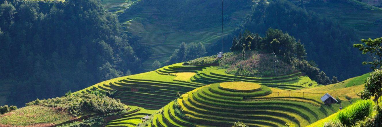 Cammino e incontri nel nord del Vietnam