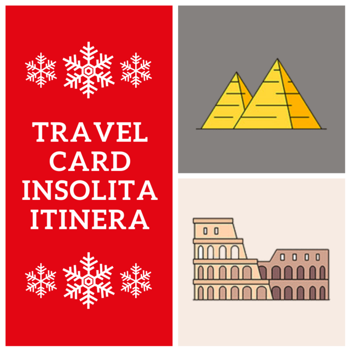 Travel Card Insolita Itinera