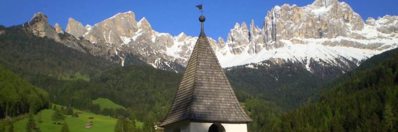 Montagne e leggende del Sudtirolo (Tires al Catinaccio)