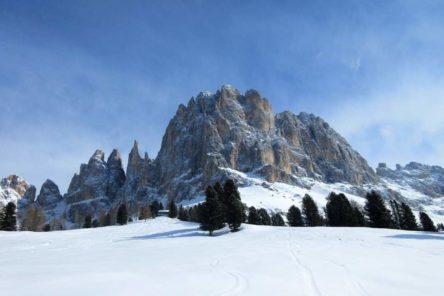 Nevi montagne e leggende del Sudtirolo (Tires al Catinaccio)