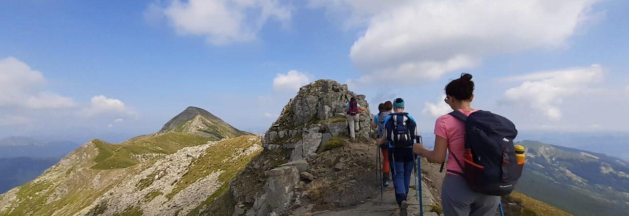 Trekking dei giganti (Monte Cusna e Monte Prado, RE-LU)