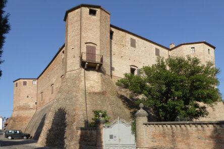 Santarcangelo e Gradara con Paolo e Francesca