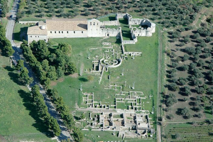 L'area archeologica di Venosa (Venusia)