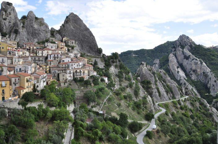 Castelmezzano e le Dolomiti Lucane
