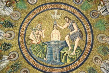 """""""DANTE. Le arti al tempo dell'esilio"""" e i mosaici ravennati nella Divina Commedia (RA)"""