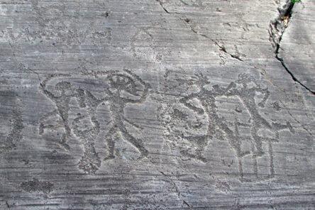 La Valle Camonica dalla preistoria al medioevo