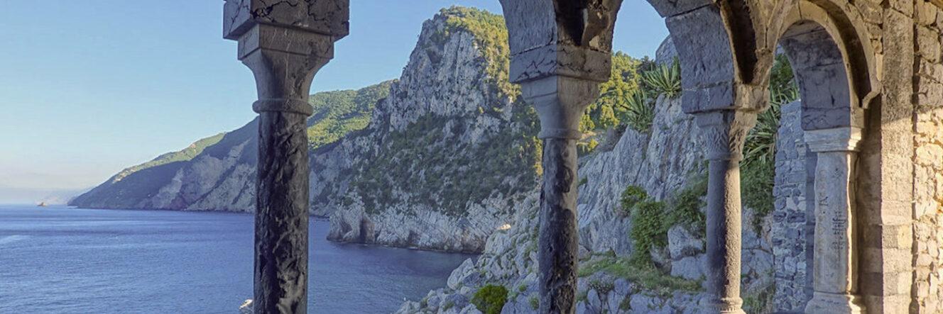 Slow-trekking sui passi di Dante nel Golfo dei Poeti