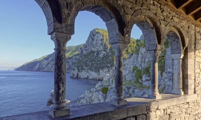 Trekking sui passi di Dante nel Golfo dei Poeti