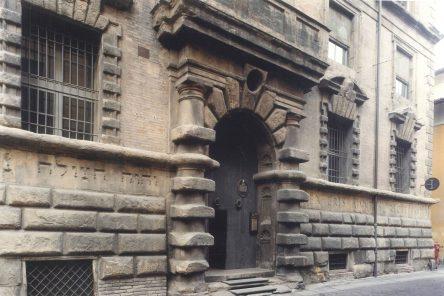 Gaio Finzi e la Bologna ebraica