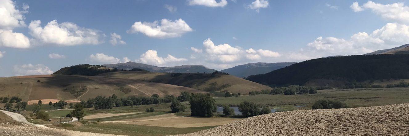 Trekking sulle tracce dei Plestini a Colfiorito (Umbria)